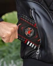 TEST Men's Leather Wallet aos-men-leather-wallet-lifestyle-front-10