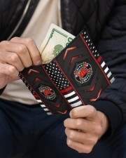 TEST Men's Leather Wallet aos-men-leather-wallet-lifestyle-front-11