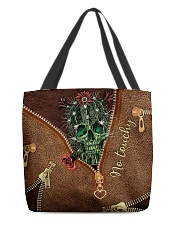 Cactus - No Touchy All-over Tote back