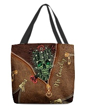 Cactus - No Touchy All-over Tote front