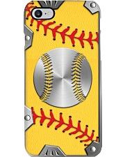 Softball Phone Case Phone Case i-phone-8-case