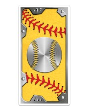 Softball Phone Case Sticker tile