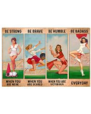 Cheerleader - Be Strong 17x11 Poster front