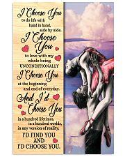 Ballet - I Choose You Poster 11x17 Poster front