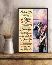 Ballet - I Choose You Poster 11x17 Poster lifestyle-poster-3