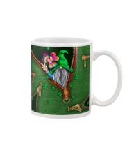 St Patricks Day Gnome Shamrock Tote Bag Mug thumbnail