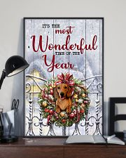 Test Dachshund 11x17 Poster lifestyle-poster-2