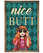 Hippie Nice Butt 11x17 Poster front