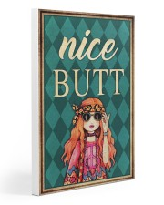 Hippie Nice Butt Gallery Wrapped Canvas Prints tile