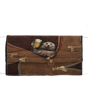 Camping Leather Cloth face mask thumbnail