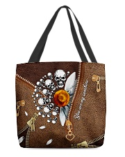 Daisy You Are My Sunshine All-over Tote back