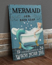 Mermaid 20x30 Gallery Wrapped Canvas Prints aos-canvas-pgw-20x30-lifestyle-front-10