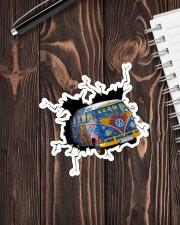 Hippie Car Crack Sticker - Single (Vertical) aos-sticker-single-vertical-lifestyle-front-05