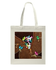 Sk Butterfly Tote Bag thumbnail