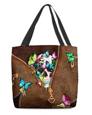 Sk Butterfly All-over Tote back