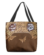 cats tot All-over Tote back