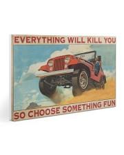JCar Chose Something Fun 30x20 Gallery Wrapped Canvas Prints thumbnail