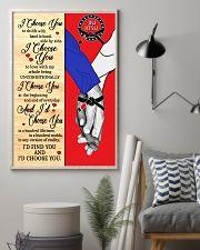 Jiu Jitsu - I Choose You 11x17 Poster lifestyle-poster-1