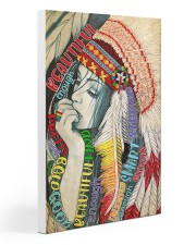 Native Beautiful Gallery Wrapped Canvas Prints tile