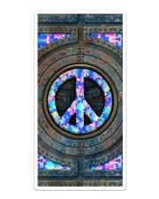 Hippie Peace Ancient Artifact Phonecase Sticker tile