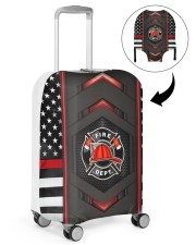 afdsgdfgrrtg Small - Luggage Cover front