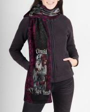 test Fleece Scarf aos-fleece-70-x-10-scarf-lifestyle-13