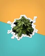 420 Cannabis Crack St Sticker - Single (Vertical) aos-sticker-single-vertical-lifestyle-front-02
