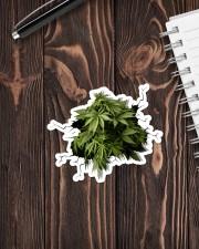 420 Cannabis Crack St Sticker - Single (Vertical) aos-sticker-single-vertical-lifestyle-front-05
