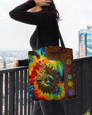 Hippie Soul Tote 25 All-over Tote aos-all-over-tote-lifestyle-front-05