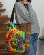 Hippie Soul Tote 25 All-over Tote aos-all-over-tote-lifestyle-front-09