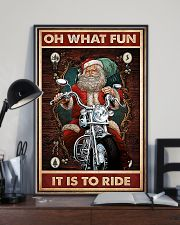 Motorcycle - Oh What Fun It Is To Ride 11x17 Poster lifestyle-poster-2