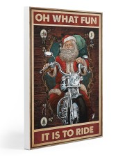 Motorcycle - Oh What Fun It Is To Ride 20x30 Gallery Wrapped Canvas Prints thumbnail