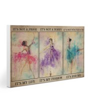 Ballet - Be Strong Poster 19 30x20 Gallery Wrapped Canvas Prints thumbnail