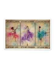 Ballet - Be Strong Poster 19 Sticker - Single (Horizontal) thumbnail