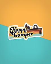 Happy Camper Sticker Sticker - Single (Vertical) aos-sticker-single-vertical-lifestyle-front-02