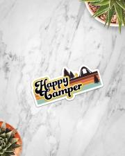 Happy Camper Sticker Sticker - Single (Vertical) aos-sticker-single-vertical-lifestyle-front-06