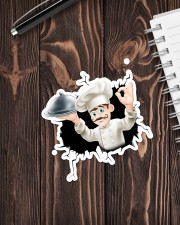 Chef Crack Sticker - Single (Vertical) aos-sticker-single-vertical-lifestyle-front-05