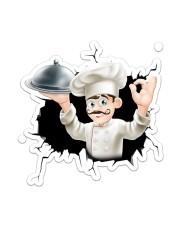 Chef Crack Sticker - Single (Vertical) front