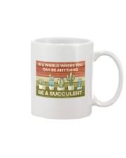 Cactus - Be A Succulent Mug tile
