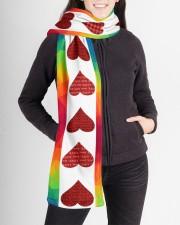 testscarf123 Fleece Scarf aos-fleece-70-x-10-scarf-lifestyle-13