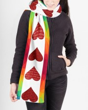 testscarf123 Fleece Scarf aos-fleece-70-x-10-scarf-lifestyle-15