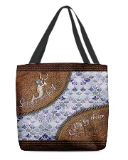 Mermaid All-over Tote front