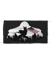 Sticker - Bigfoot America Cloth face mask thumbnail