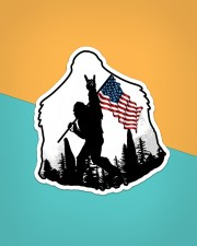 Sticker - Bigfoot America Sticker - Single (Vertical) aos-sticker-single-vertical-lifestyle-front-02