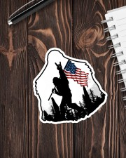 Sticker - Bigfoot America Sticker - Single (Vertical) aos-sticker-single-vertical-lifestyle-front-05