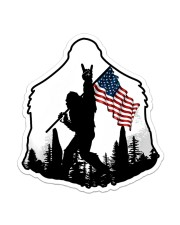 Sticker - Bigfoot America Sticker - Single (Vertical) front