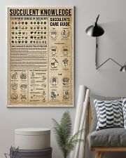 Succulent Knowledge 11x17 Poster lifestyle-poster-1