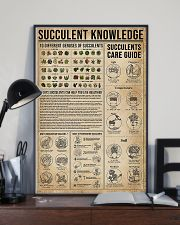 Succulent Knowledge 11x17 Poster lifestyle-poster-2