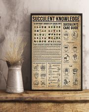 Succulent Knowledge 11x17 Poster lifestyle-poster-3