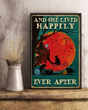 Crochet - And She Lived Happily Ever After 11x17 Poster lifestyle-poster-3